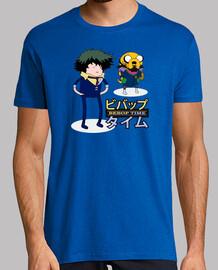 temps bebop tee-shirt  homme