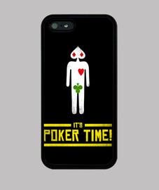 temps de poker
