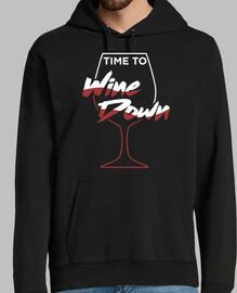 temps pour vin
