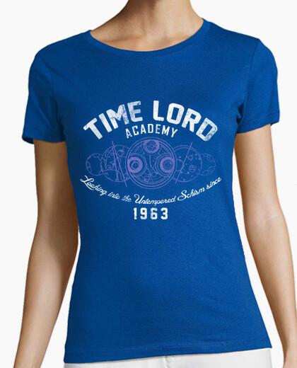 Tee-shirt temps seigneur académie