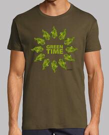 temps vert