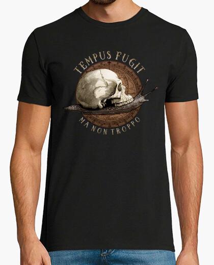 Camiseta Tempus Fugit (ma non troppo)