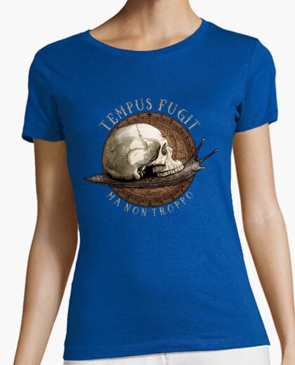 T-shirt tempus fugit (ma non troppo)
