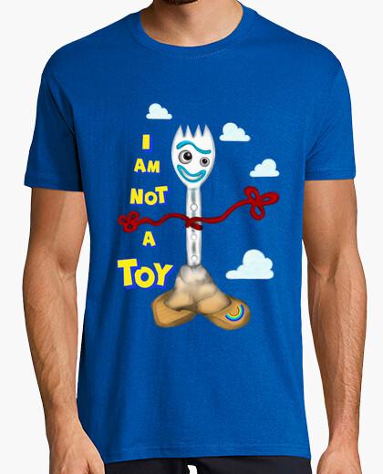 Camiseta Tenedor-Toy