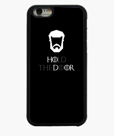 Cover iPhone 6 / 6S tenere la porta
