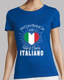 tengo el corazón italiana