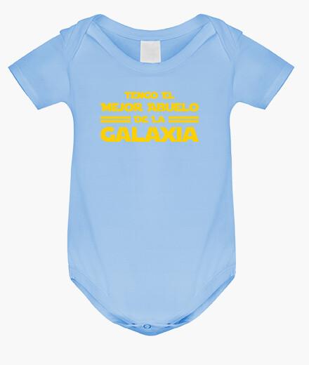 Ropa infantil Tengo el Mejor Abuelo de la Galaxia