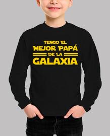 Tengo El Mejor Papá de la Galaxia