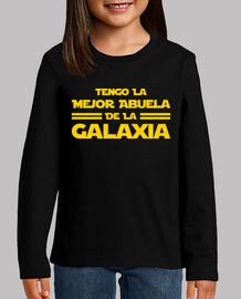 Tengo la Mejor Abuela de la Galaxia