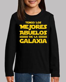 Tengo los Mejores Abuelos de la Galaxia