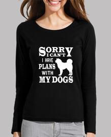 tengo planes con mis perros