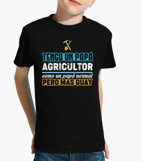 Ropa infantil Tengo Un Papá Agricultor