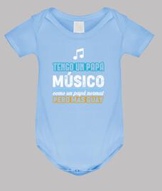 Tengo Un Papá Músico