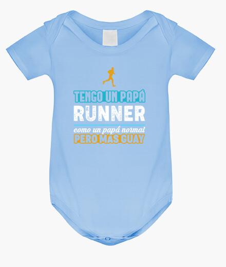 Ropa infantil Tengo Un Papá Runner