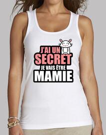 Tengo un secreto voy a ser abuela
