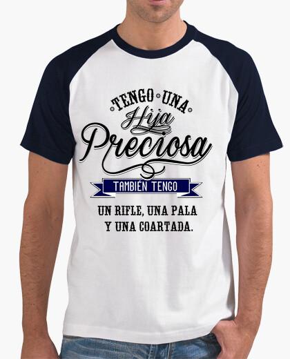 Camiseta TENGO UNA HIJA PRECIOSA 2