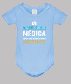 Tengo Una Mamá Médica, Como Una Mamá No