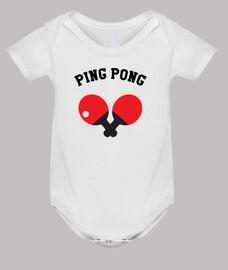 tenis de mesa - ping pong