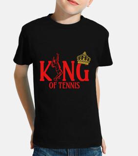 tenista rey del tenis