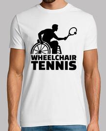 tennis en fauteuil roulant