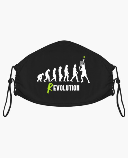Tennis evolution mask