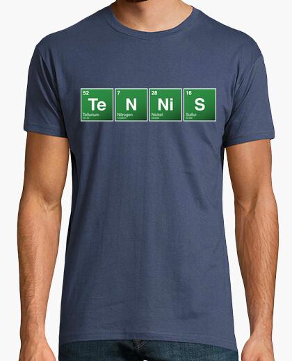 Camiseta Tennis Periodic Table (Man)