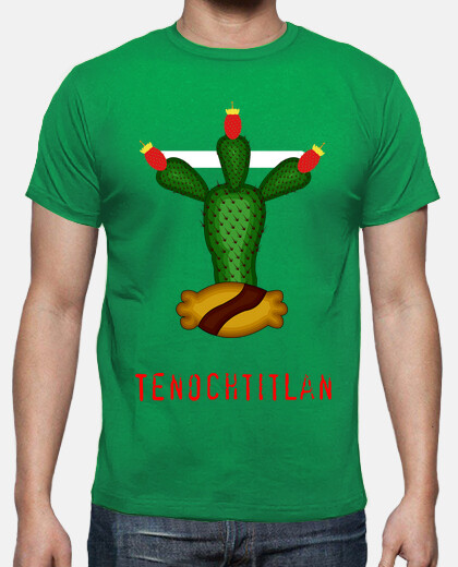 Camisetas Tenochtitlan, Mexico