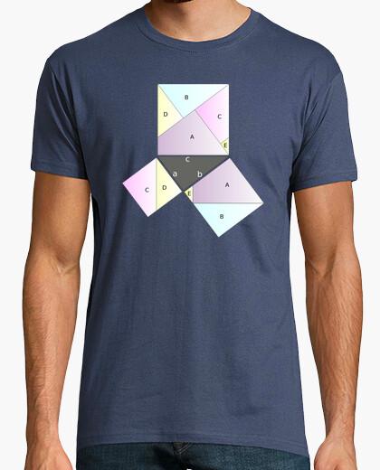 Camiseta Teorema de Pitágoras