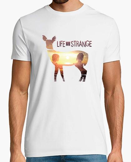 Camiseta Teoría del Caos para hombre