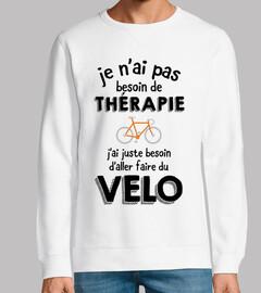 terapia de bicicleta