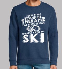 terapia de esquí