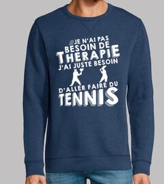 terapia de tenis