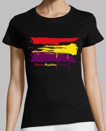 Tercera República Española Pintura (Mujer)