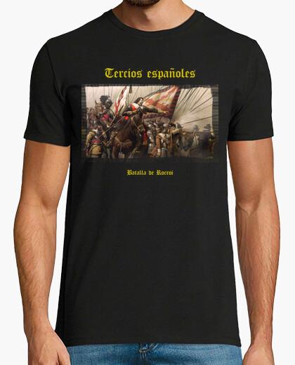Camiseta Tercios españoles, batalla de Rocroi.