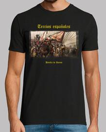 Tercios españoles, batalla de Rocroi.