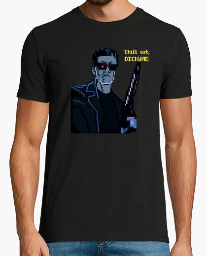 Camiseta TERMINATOR 2 CHILL OUT