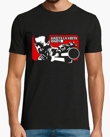 T-shirt Terminator 2: Hasta la Vista, Baby