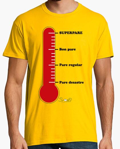 Termometre pairs t-shirt
