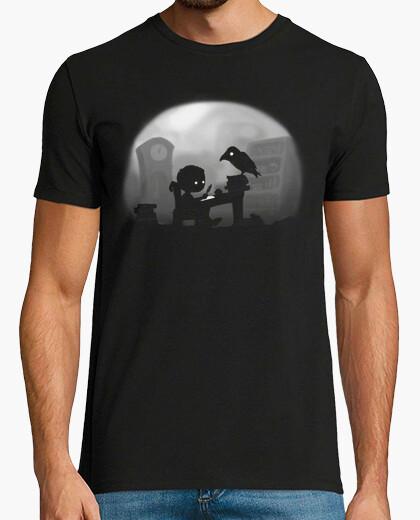 T-shirt terra di misteri