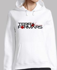 Terra Formars Black Title