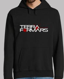 Terra Formars White Title