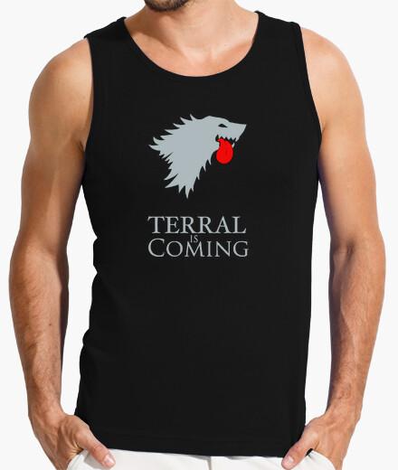 Camiseta Terral is coming