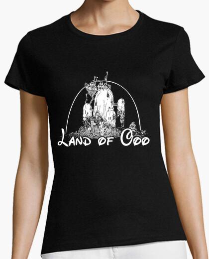 Tee-shirt Terre de ooo