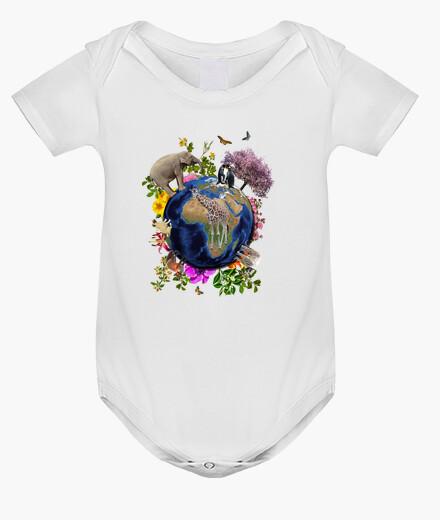 Vêtements enfant terre mère