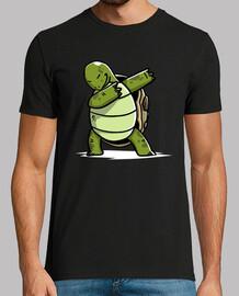 terrestrial turtle dab!