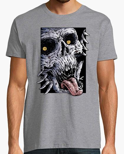 Camiseta terror