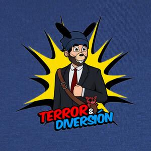 Camisetas Terror & Diversión Animatowner