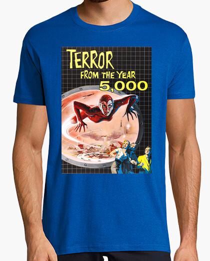 Camiseta Terror from the Year 5000