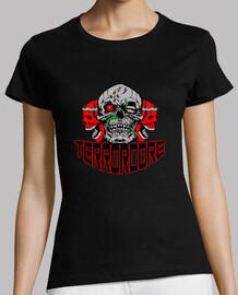 Terrorcore Skull chica