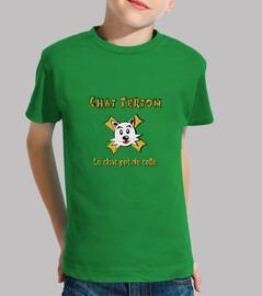 terton gato - el bote de cola de gato